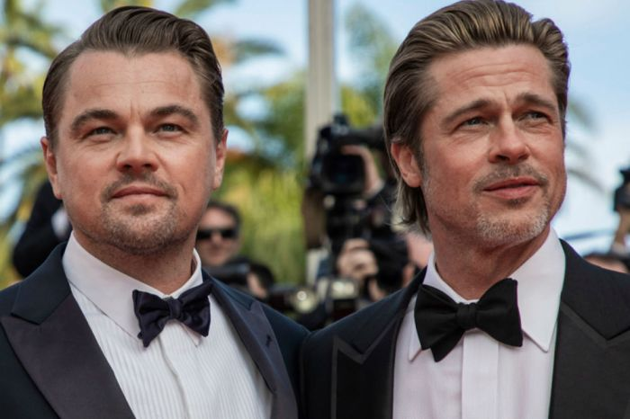 Will Brad Pitt And Leonardo DiCaprio Face-Off For Best Actor During Awards Season?