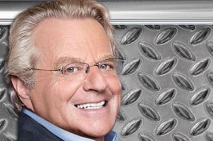 Jerry Springer Used Long-Running Talk Show To Sleep With Porn Stars And Strippers Say Ex-Staffers