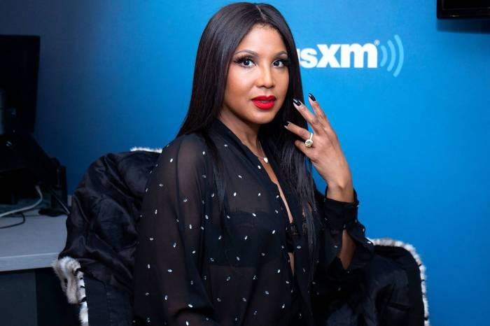 Toni Braxton's Son, Denim Cole Braxton-Lewis, Is All Grown Up In New Photo With The Living Legend -- Some Fans Find He Looks Like Kenneth 'Babyface' Edmonds With Facial Hair