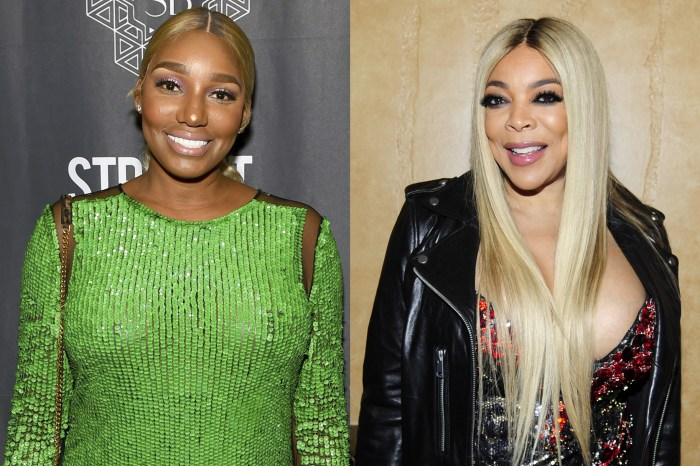 Wendy Williams Confronts New Bestie Nene Leakes About Past Feud: 'You Called Me A Man!'