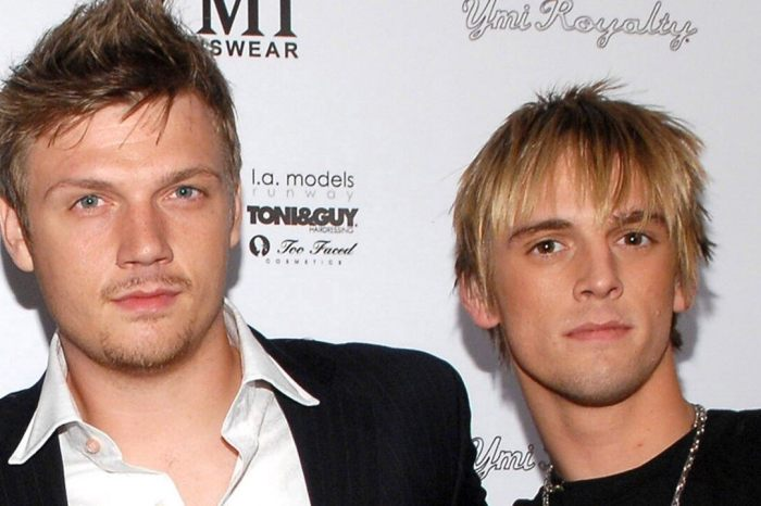 Aaron Carter's Brother Nick Gets Restraining Order And Reveals Shocking Details As To Why - Aaron Reacts!