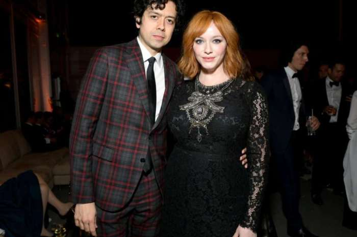 Christina Hendricks And Geoffrey Arend Call Off Their Marriage After 10 Years