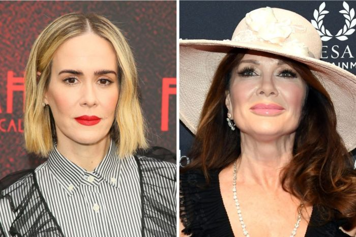 Lisa Vanderpump Claps Back At Sarah Paulson After The Actress Says She Was Rude To Her