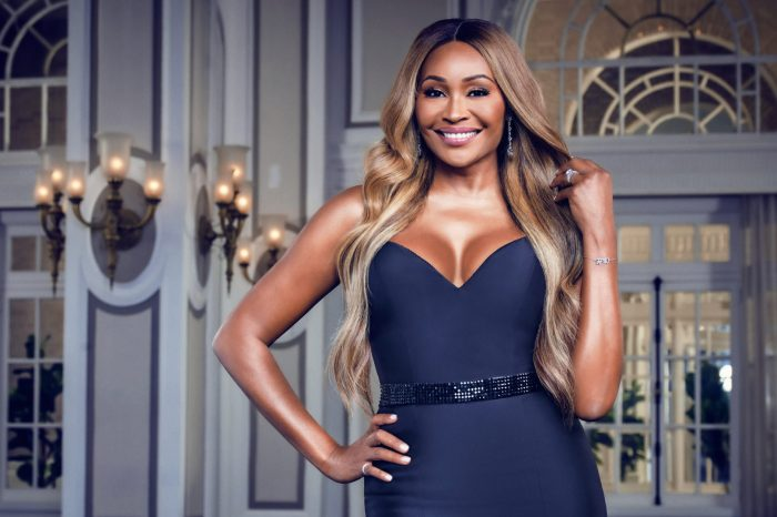 Cynthia Bailey Says 'Bye' To Her Wig In New Video - Check Out Her Natural Hair!