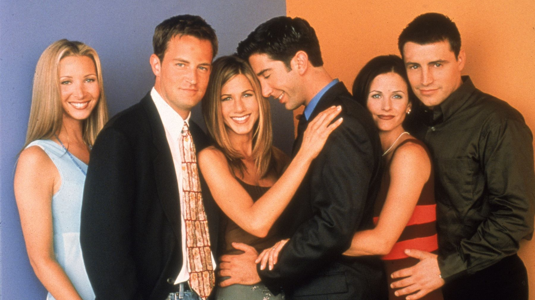 Friends Creator Says That Rachel And Joey Relationship Was