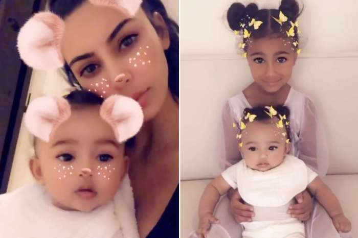 KUWK: North And Chicago West Look Adorable In Matching Outfits The Older Sister Picked - Check It Out!