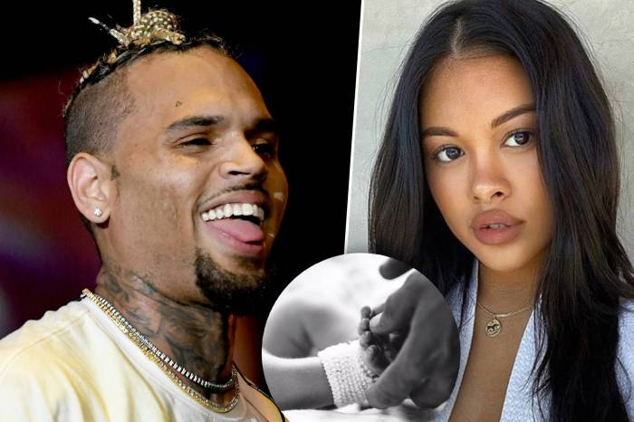 Chris Brown's Baby Mama, Ammika Harris' Snapback Is On Point - Check Out Her Snatched Figure