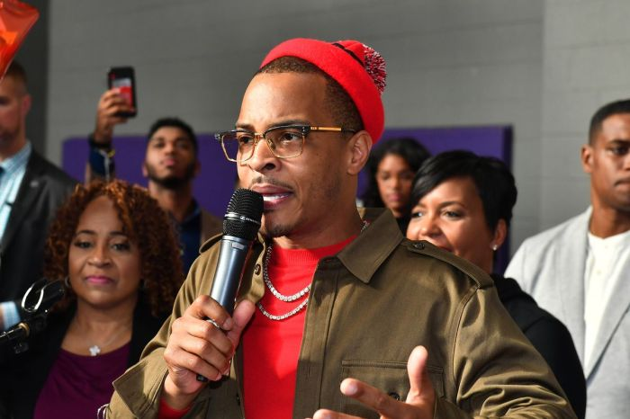 T.I. Shares Some Words Of Wisdom With His Fans