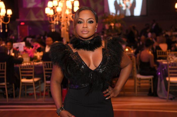 Phaedra Parks Celebrates Mayor Keisha Bottoms' Birthday
