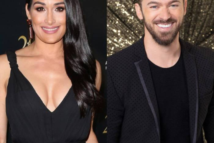 Artem Chigvintsev Posts A Sonogram Of His Baby And Gushes About Being A Dad After The Reveal That Nikki Bella Is Pregnant!