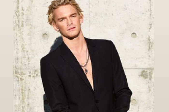 Miley Cyrus Praises Cody Simpson On His 23rd Birthday As He Shows Off Her Prince Neptune Poetry-Inspired Birthday Present