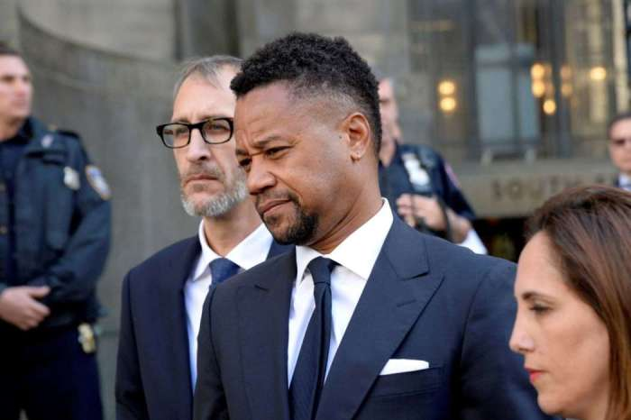 Cuba Gooding Junior Reprimanded By Judge For Arriving 30 Minutes Late To Court