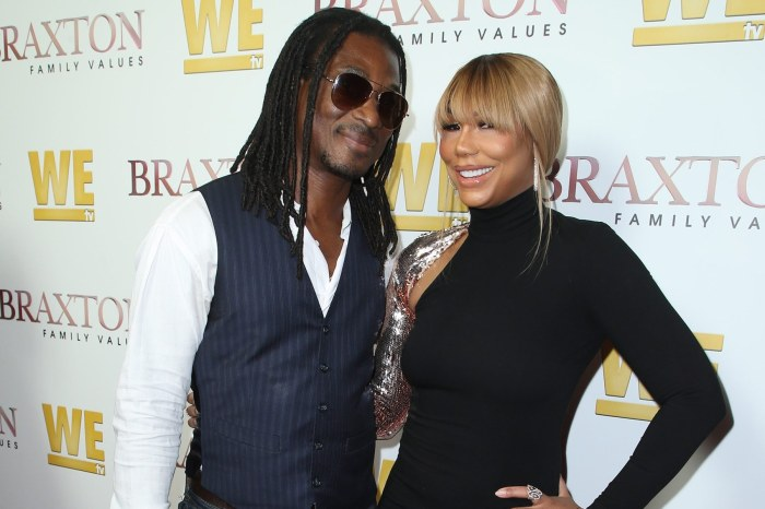 Tamar Braxton Is Quickly Reminded She Is Not Toni Braxton For This Negative Comment In Video With David Adefeso -- Is The Singer Wrong To Speak Her Mind?