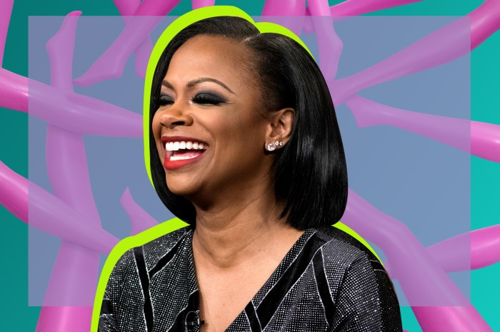 Kandi Burruss Posts A Clip From Her Dance Lessons In Toronto In KUWK Recent Episode