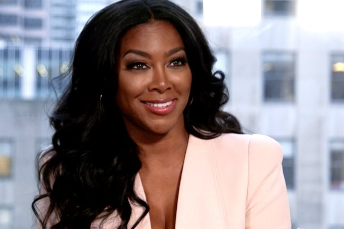 Kenya Moore Is Grateful To The Real Daytime For Making Her Feel Welcomed - See The Gorgeous Pics