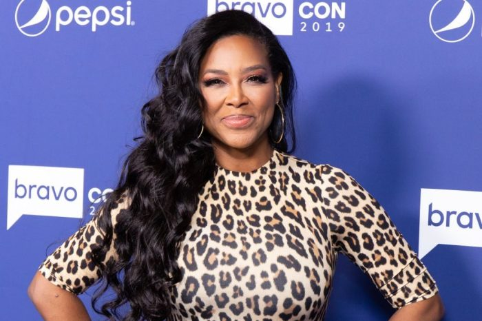 Kenya Moore Explains That Wigs Can Be Worn As Protective Styles, Not Necessarily To Hide Your Real Hair