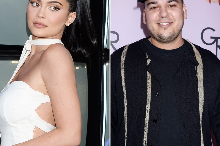 KUWK: Kylie Jenner Allegedly Gives Rob Kardashian Allowances
