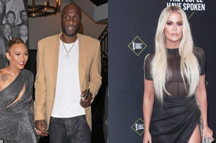 KUWK: Lamar Odom Shades Khloe Kardashian By Saying Fiancee Sabrina Parr Is The Only Woman Who Makes Him Not Want To Cheat!