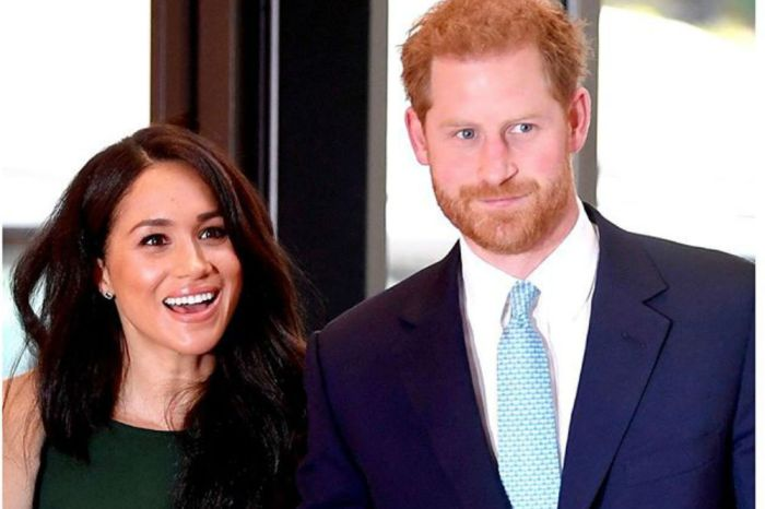Meghan Markle Returns To Canada As Prince Harry Attempts To Work Things Out With The Royal Family