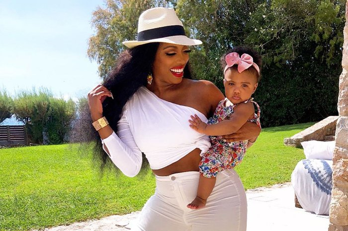 Porsha Williams' Latest Photo Has Fans Saying She's Twinning With Her Baby Girl, PJ