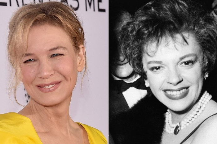Renee Zellweger States That Portraying Judy Garland Was One Of Her Life's Biggest 'Blessings' After Receiving Best Actress Award At The Golden Globes
