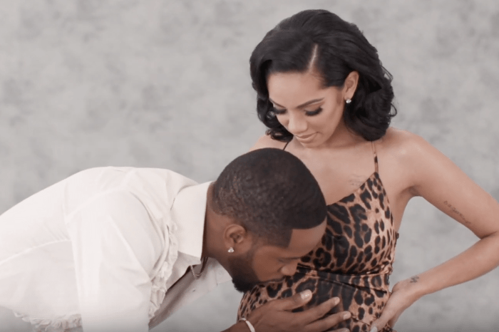 Erica Mena Publicly Shows Her Gratitude For The Perfect Life She Has And Reveals Her Dream Location For The Wedding To Safaree - Some Fans Are Criticizing Her For This Reason
