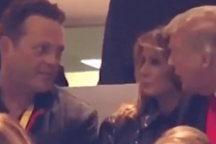 Vince Vaughn Faces Cancellation After He's Spotted Shaking Hands With President Trump