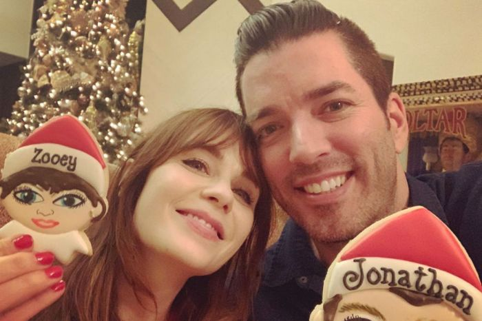 Zooey Deschanel Gushes Over Her 'Sweetie' Jonathan Scott After Celebrating First Christmas and New Year's Together