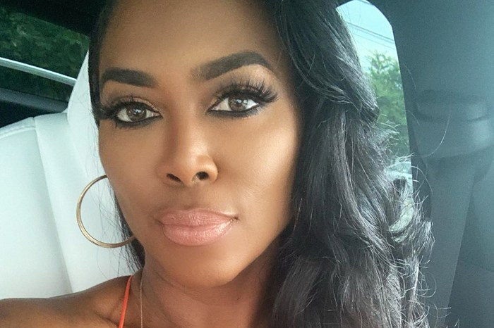 Kenya Moore Is Grateful To Everyone Who Supported Her With The Haircare Line