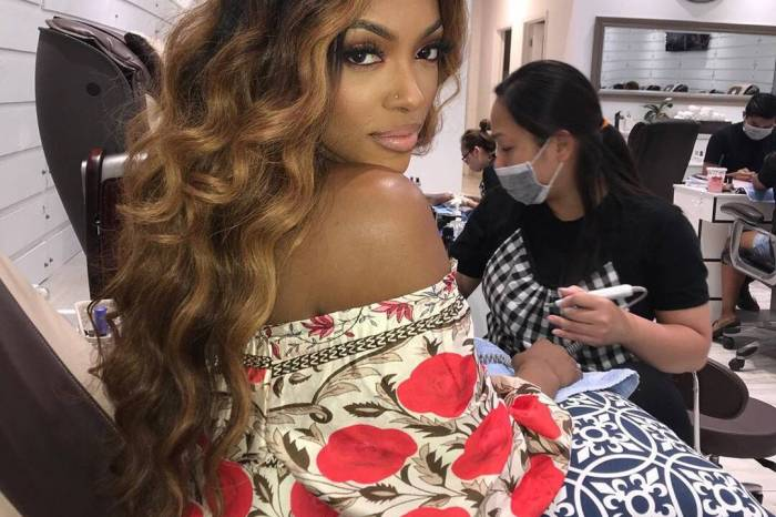 Porsha Williams Sends Her Love To A High School Friend For Her Baby Shower
