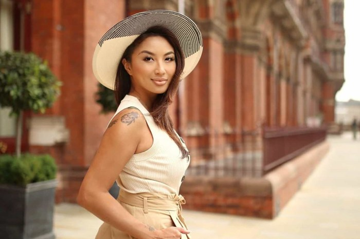 Jeezy Drools Over Jeannie Mai In Stunning Bathing Suit Photo On Jamaican Vacation -- Could A Wedding Be On The Horizon?