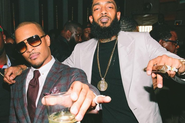 T.I. Has Fans Emotional With This Nipsey Hussle Video He Shared - Watch It Here