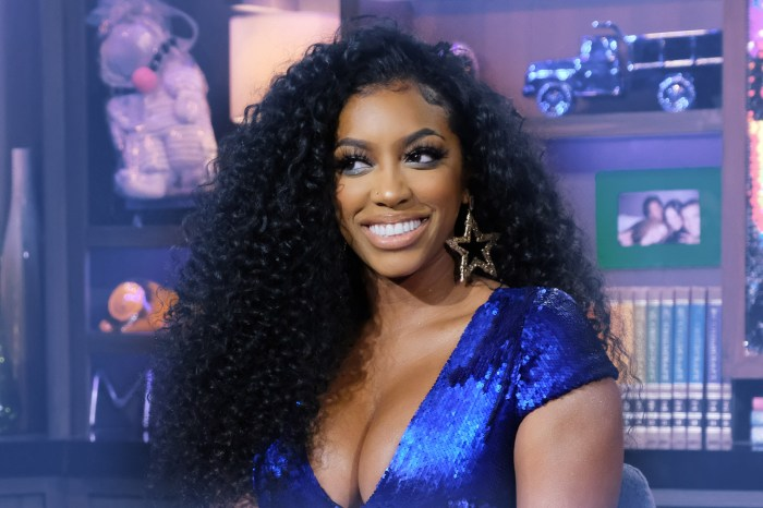 Porsha Williams Is Getting Ready For The Trinidad Carnival