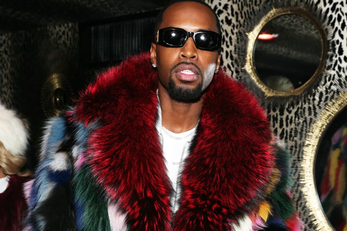 Safaree Celebrates One Of His Songs Hitting 2 Million Views