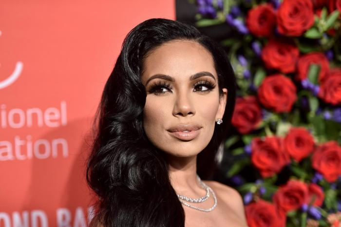 Erica Mena Addresses The 'Snapback' Subject And Fans Appreciate That She Takes Her Time To Get Back In Shape