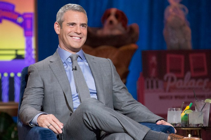 Andy Cohen And Colton Underwood Are The Latest Celebrities To Test Positive For COVID-19