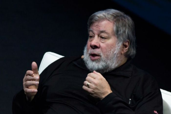 Apple Co-Founder Steve Wozniak Says He And His Wife Could Both Be 'Patient Zero' For The Coronavirus In The US