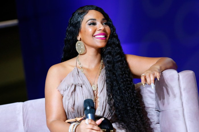 Ashanti Puts Her Thick Figure On Full Display In Barely-There Outfits -- Photos Have Fans Going Wild