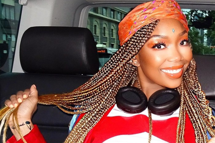Brandy Norwood Shares Stunning Photos Of Her Daughter, Sy'rai Smith, Who Is 17 Years Old -- Fans Are Shocked