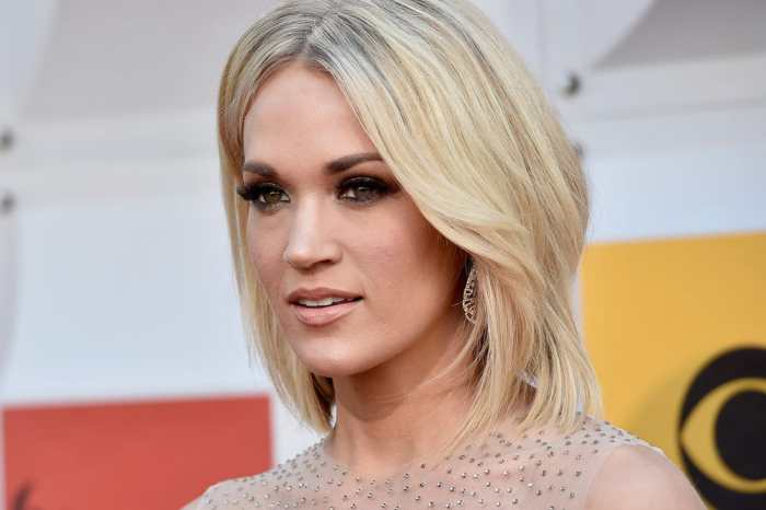 Carrie Underwood Reveals She Would Only Eat 800 Calories Per Day After Body Shamers Called Her 'Fat'