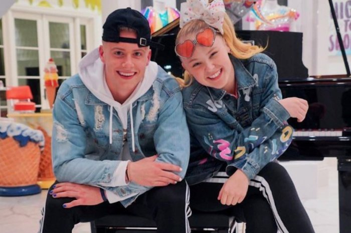 Jojo Siwa Plays Coy When Asked To Confirm Elliott Brown Romance - Gushes Over Him And Admits They Look Cute Together!