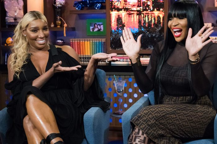 NeNe Leakes Reveals To Her Fans What Got Her In Trouble On RHOA's Most Recent Episode - Marlo Hampton Is Involved!