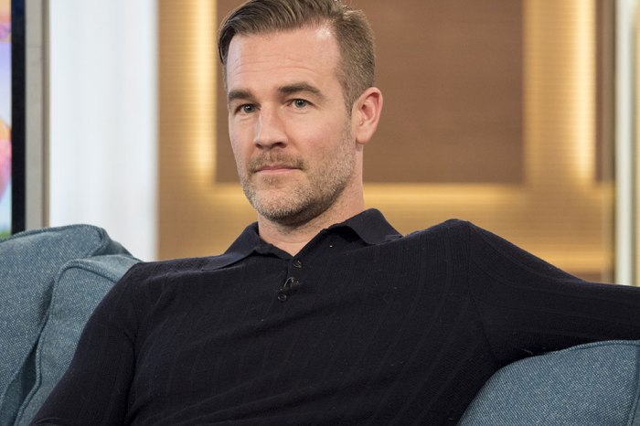 James Van Der Beek Says He Loves His Crying-Face Meme