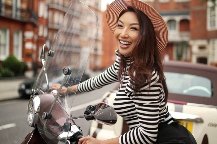 Jeannie Mai Puts Her Telephone Number In This Video For This Reason -- Critics Make Wild Accusations, And She Claps Back Hard