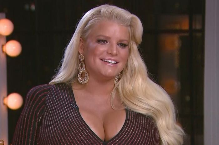 Jessica Simpson Shows Off Her Transformation After Losing 100 Pounds And She Looks Incredible!
