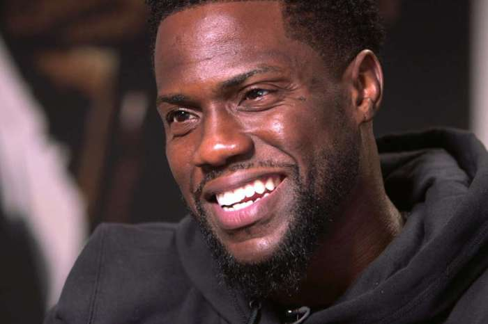 Kevin Hart Reveals How He's Keeping Himself Busy During Coronavirus Self-Quarantine