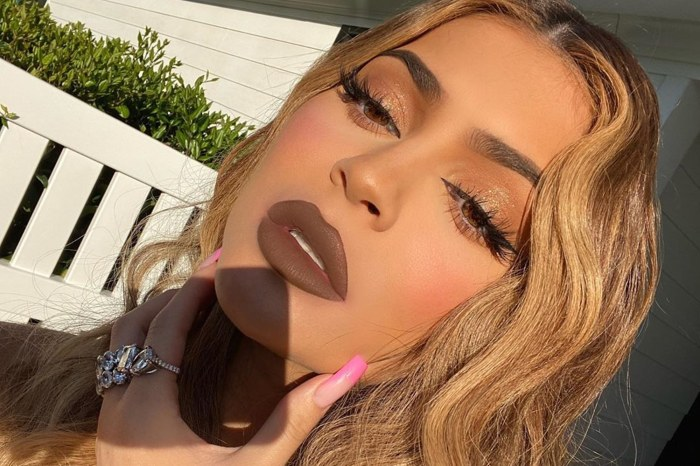 Kylie Jenner Lights Up Social Media With Big Travis Scott Update And Jaw-Dropping Photos