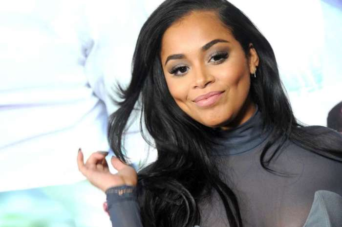 Lauren London Posts Inspiring Message For Those In Fear