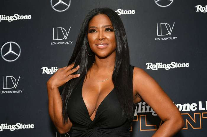 Kenya Moore Posts And Deletes A Photo Featuring Baby Brooklyn Daly - See Her Caption That Triggered Criticism