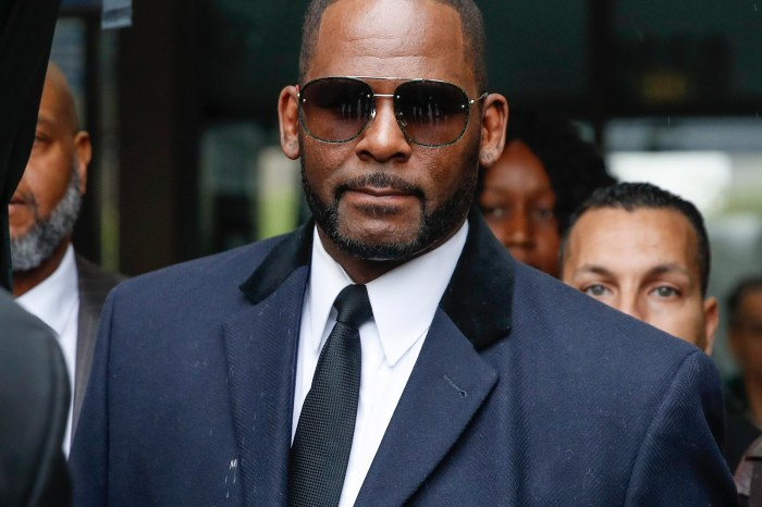 R. Kelly Is Set To Spend More Time Behind Bars After Getting This Bad News -- Admirers Still Have His Back